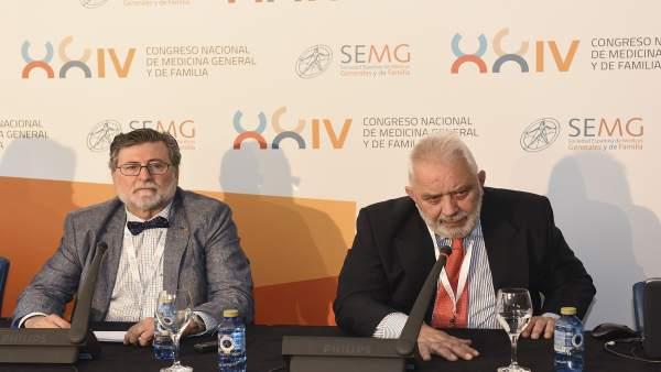Antonio Torres y Fernando Gonçalves