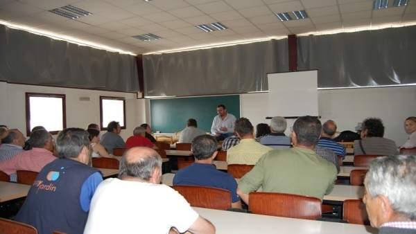Formación de brigadas forestales en Soria