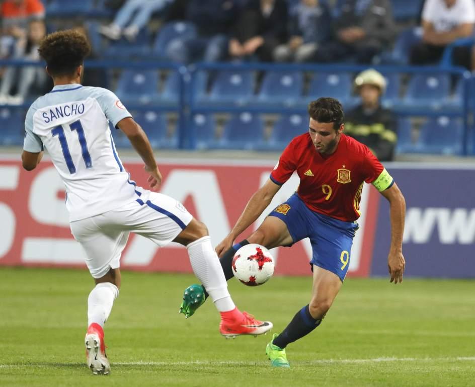 España, campeona de Europa sub 17 al derrotar a Inglaterra en la tanda de penaltis