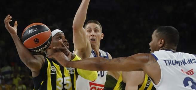 Fenerbahçe-Real Madrid