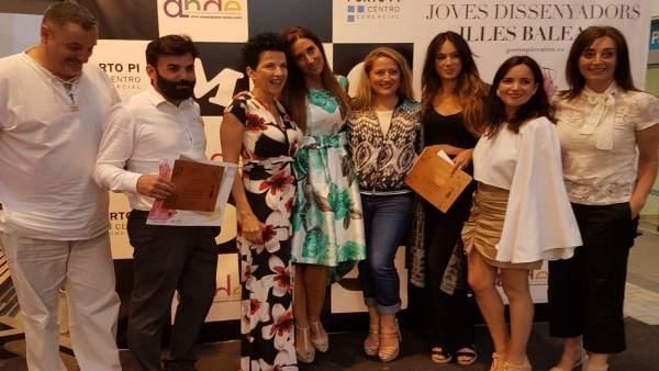 Carla García gana el Certámen de Jóvenes Diseñadores de las Islas Baleares