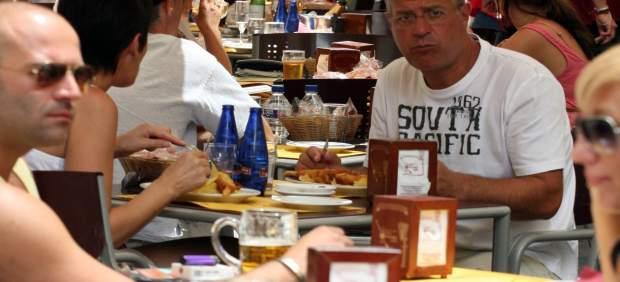 Bar de Sevilla.