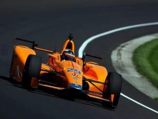 Fernando Alonso 500 Millas de Indianápolis Indy