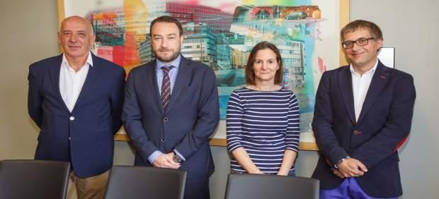 Convenio entre la UPNA y ADACEN para proyectos de rehabilitación neurológica