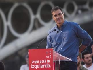 Programa de Pedro Sánchez a las primarias del PSOE 2017