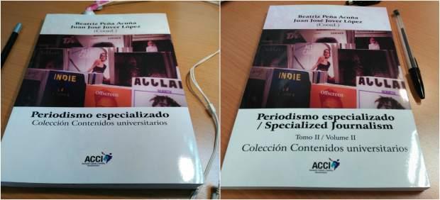 Los dos volúmenes publicados en inglés y español