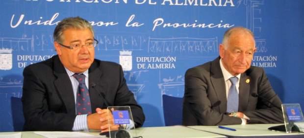 Juan Ignacion Zoido Y Gabriel Amat
