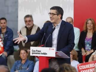 Programa de Patxi López a las primarias del PSOE 2017