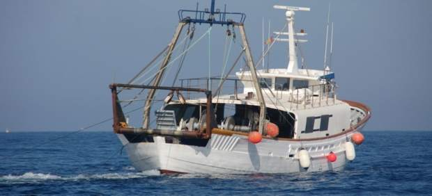 La flota pesquera de arrastre de la Región