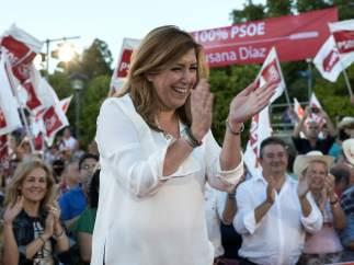 Programa de Susana Díaz a las primarias del PSOE 2017