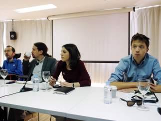 """Iglesias asume que el fracaso de su moción de censura a Rajoy implica """"enormes riesgos"""""""