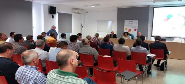 Jornada de Andalucía Emprende en Jaén