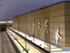 Un descarrilamiento provoca un corte de 6 horas en el Metro