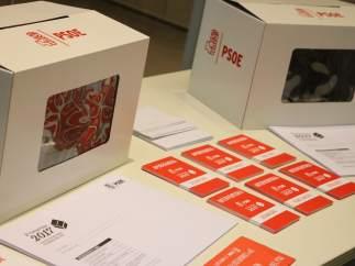 Primarias en el PSOE