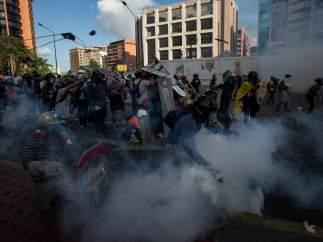 Muere otro joven en las protestas al este de Venezuela