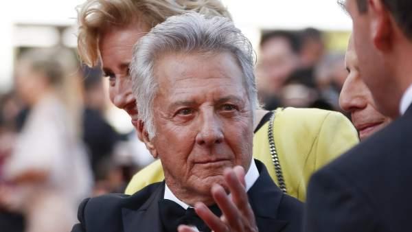 Dustin Hoffman de joven es el doble de Messi