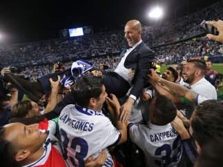 Manteo a Zidane