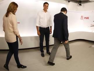 Sánchez, nuevo secretario general