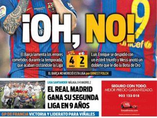 La 33ª Liga del Real Madrid en la prensa