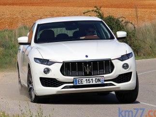 Maserati Levante, ruido y alto consumo para su versión diésel