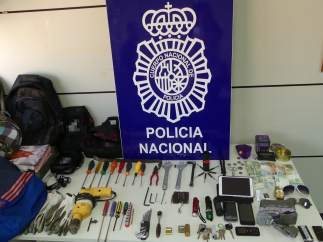Nota De Prensa: 'La Policía Nacional Desarticula Un Peligroso Grupo Criminal Ded