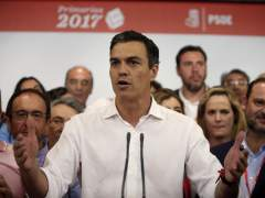 Podemos ofrece a Pedro Sánchez retirar su moción de censura si él presenta una