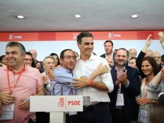"""Zapatero: """"El triunfo de Sánchez es una segunda oportunidad para construir la unidad en el PSOE"""""""