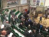 Asamblea General  de la Asociación Europea de Mercados de Ganado en Inglaterra