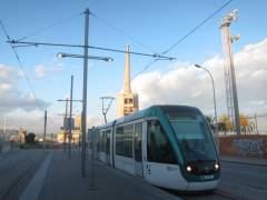 Un estudio descarta que la unión del tranvía por la Diagonal sea perjudicial