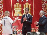El Madrid ofrece la Liga a Cifuentes