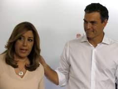 """Díaz: """"Ahora lo que toca es arrimar el hombro y ayudar y apoyar a Pedro"""""""