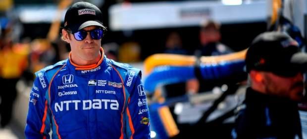 Scott Dixon, uno de los favoritos en las 500 Millas, cree que Alonso puede ganar