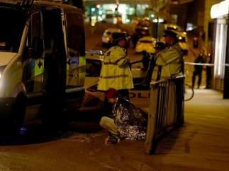 Explosión en el Manchester Arena