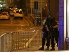"""Atentado en Manchester   Directo: May califica de """"atroz ataque terrorista"""" y la Policía investiga"""