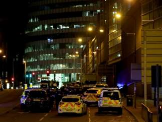 Despliegue de emergencia en Manchester
