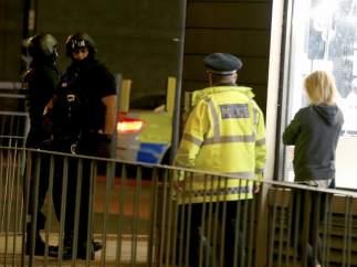 Máxima seguridad en Manchester