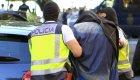 Detenidos en Madrid dos presuntos terroristas