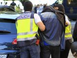 Operación antiyihadistas en Madrid
