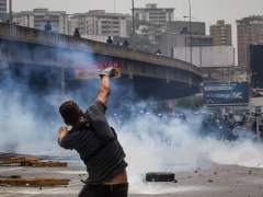 Las protestas en Venezuela dejan 60 muertos desde principios de abril