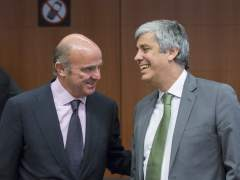 """Guindos: """"La independencia de Cataluña es imposible, haría perder del 25% al 30% del PIB"""""""