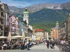 Innsbruck, el encanto de una ciudad imperial rodeada por los Alpes austriacos