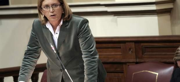 La delegada del Gobierno en Canarias condena el atentado de Manchester y dice que es el momento de ...