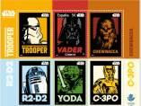 El nuevo sello basado en 'Star Wars'