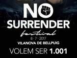 NO SURRENDER FESTIVAL