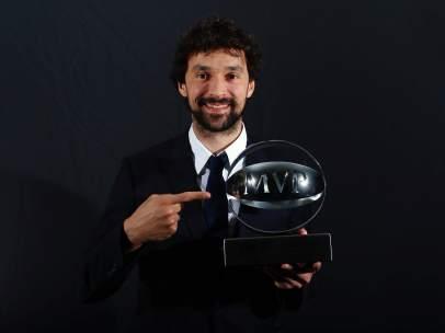 Sergio Llull, MVP