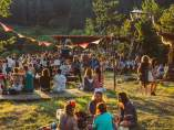 Festival Meadows in the Mountains