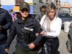 Gabriela Zapata, exnovia de Evo Morales