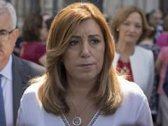 """Susana Díaz """"Ya todos estamos con Pedro, se acabaron los bandos"""""""