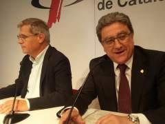 Enric Millo y Alberto Fernández.