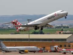 Un avión regresa a Sevilla por un problema técnico